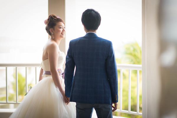 Congratulations Shuichiro & Miyuki!