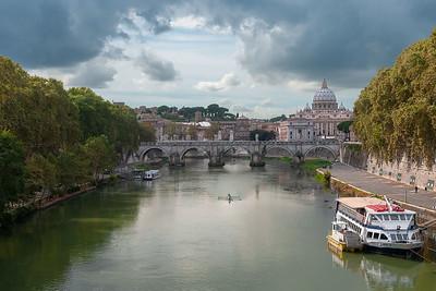 Rome, Naples, and Pompeii