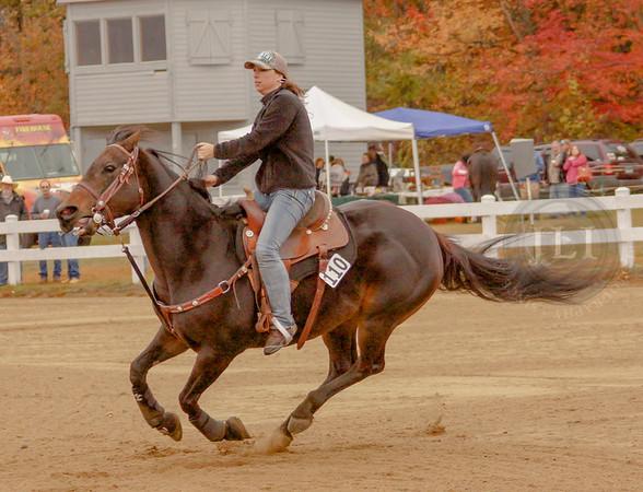 2015 October 25 - CT Barrel Horse Lana and Francesca Benefit