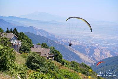 Paragliding Lessons June 2-3rd, 2018