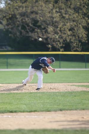 Boys Baseball vs. Worcester Academy 4/22/12