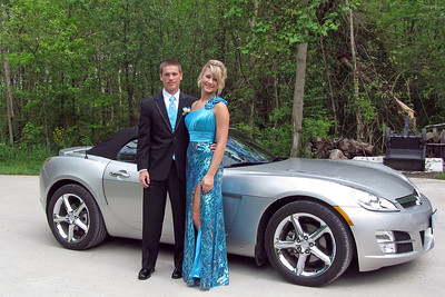 Lindsey's 2012 Prom