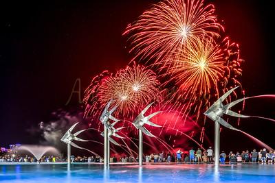 2019-08-24 Cairns Fireworks