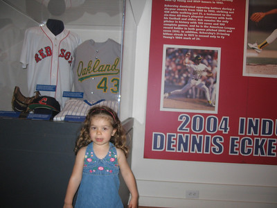 June 18-19, 2005 (Baseball Hall of Fame)