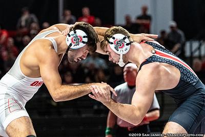 165-197lbs - Ohio State Wrestle-Offs - 10-24-19