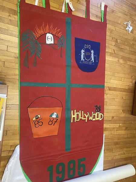 Hood's Class Banners