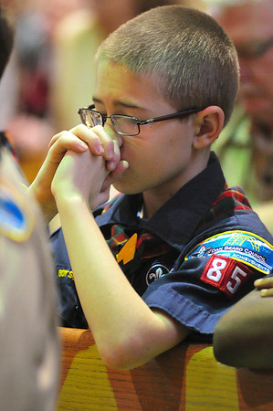 2016-02-28 Scout Sunday