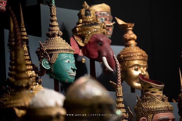 Phra Wiman - Thuksinaphimuk Hall