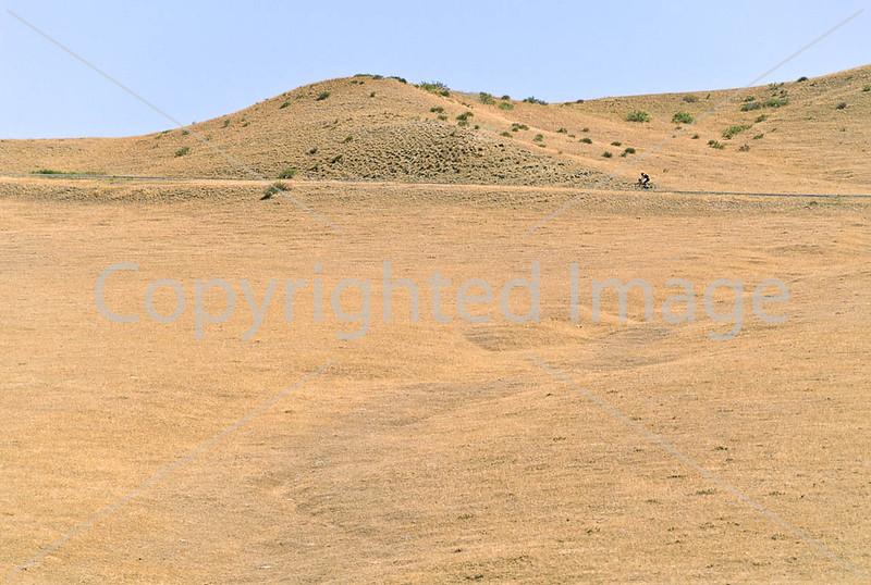 Little Bighorn Battlefield, Montana - bike
