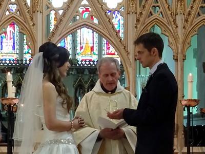 Seb and Maria's Wedding, 7 April 2016
