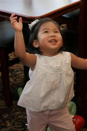 Jessica's Baptism/Birthday 1/19/2008