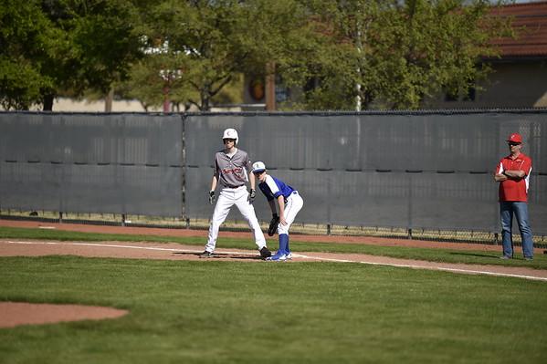 Varsity Baseball vs CHANT 3.26.19