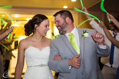 John and Laura Wedding