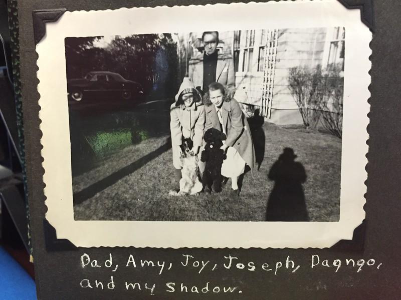 a davidson joy amy and dog and shadow.JPG