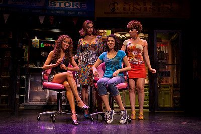 In The Heights - Production Stills