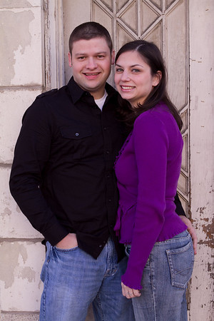Cara and Tim - Engagement