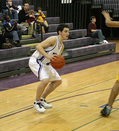 Saline at Pioneer - JV basketball 2007