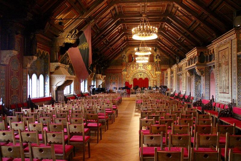 Concert Hall Wartburg Castle