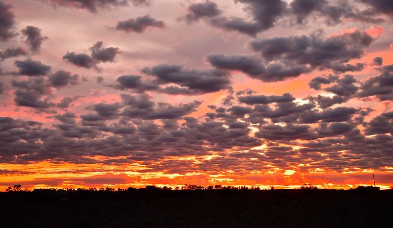 Morning Clouds sunrise