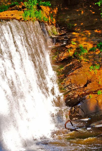 Vickory Creek Waterfalls
