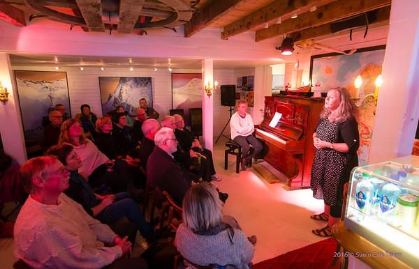 Storyteller Festival in Nyksund 2016