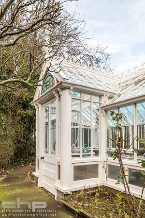 Victorian Greenhouse, Edinburgh
