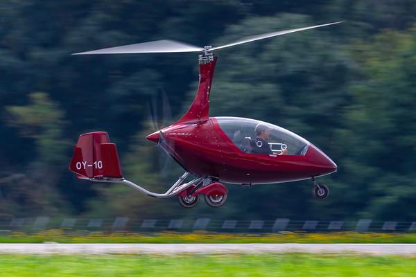 OY-1020 - AutoGyro Europe Calidus