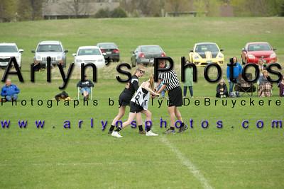 Girls JV Lacrosse vs Delano