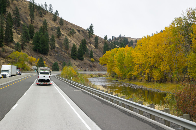 Eastern Oregon I-84