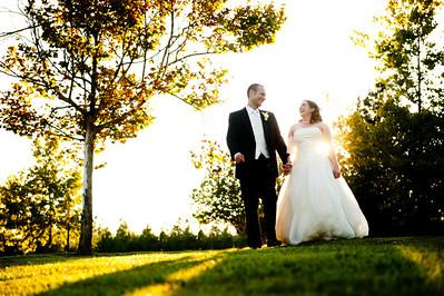 Justin & Kristin Wed