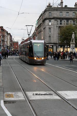 Dublin (Tram), 28-10-2017