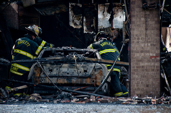 Bartlett FPD MABAS Box Residential Fire - March 30, 2010