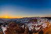 Bryce Canyon Sunset Point Sunrise