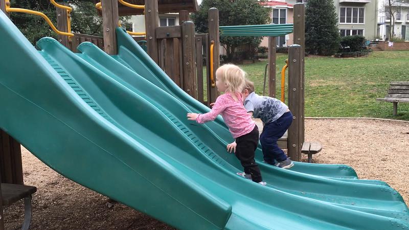 20160312 064 dan and kate at playground.MOV