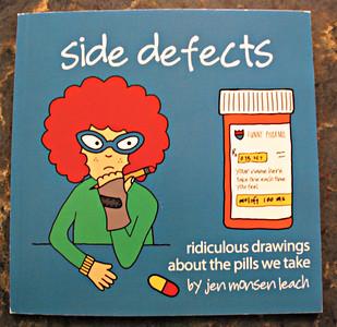 """2019 06 12: """"Side Defects"""" Jen Monsen Leach"""