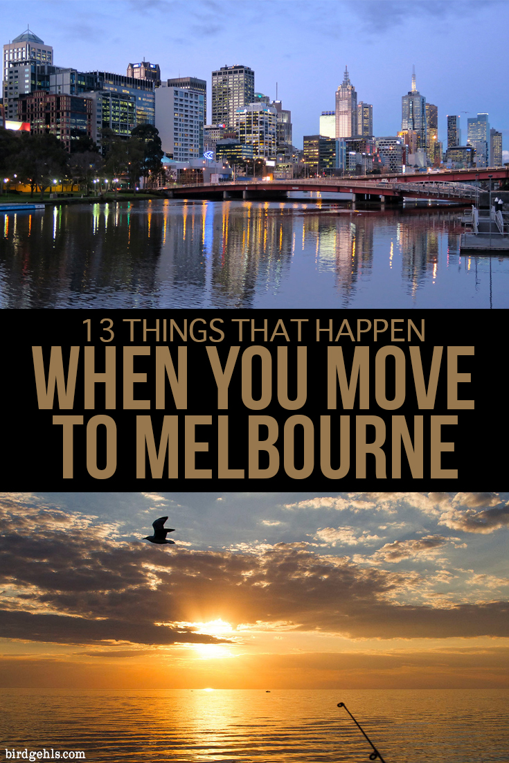 You'll drink stacks of coffee and may develop an interest in the sports.  Here are 13 things that happen when you move to Melbourne, Australia... whether you like it or not. #Melbourne #Australia #AustralianTravelTips