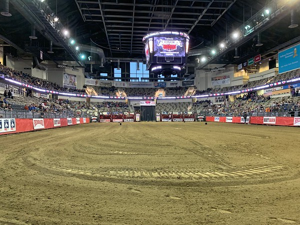 Cinch Worlds Toughest Rodeo