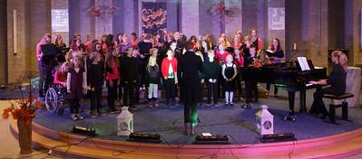 groningen 2013-groninger kinder- en jeugdkoor-vierkoren concert-koorleden