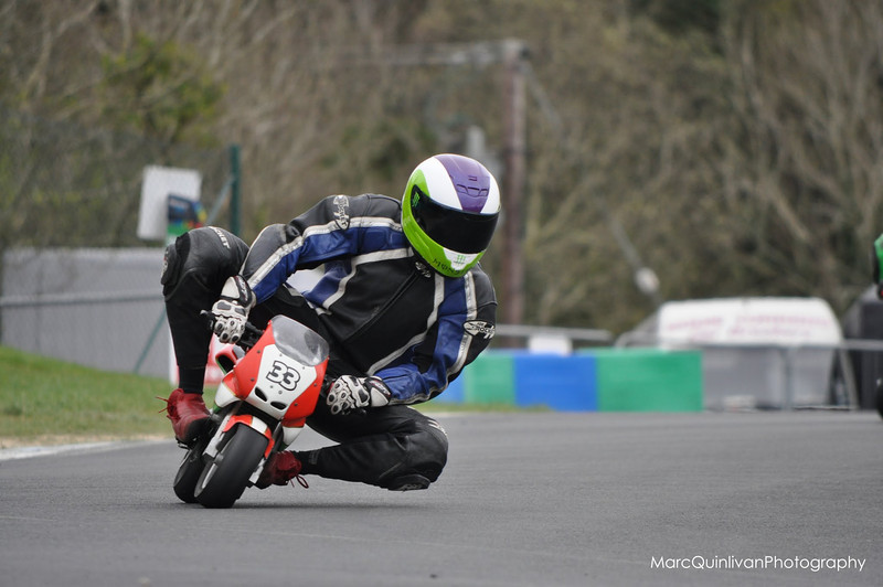 NIMMC Minimoto at Whiteriver - April 2012