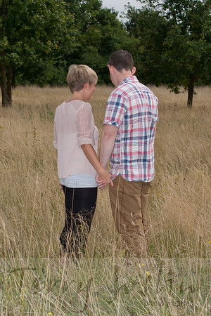 Stephaine and graham pre wedding