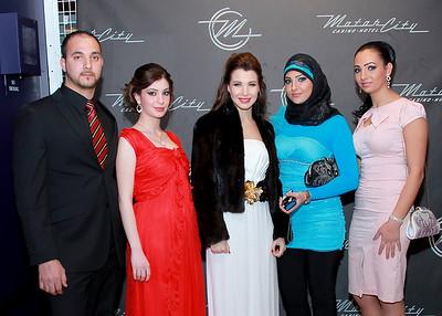 Arabian Night at MotorCity Casino