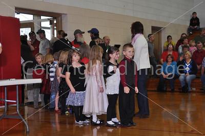 La Moille Schools 2012 Christmas Concert