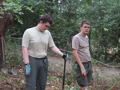 Cemetery Cleanup - Sep 15