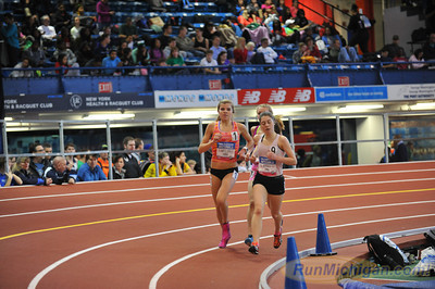 Girls' 2 Mile Championship Section 1, Michigan Only - 2014 NB Indoor Nationals
