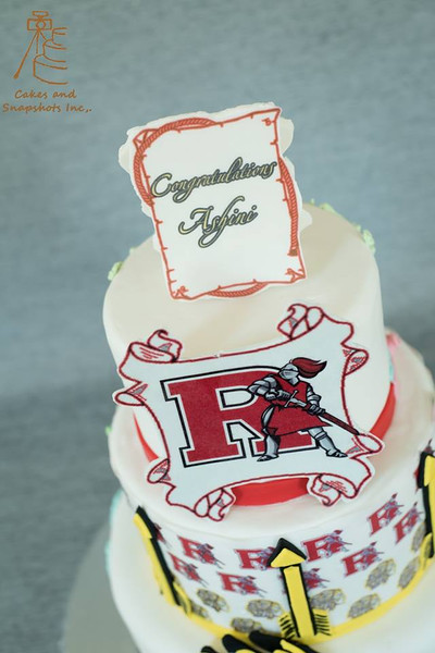 Going to Collage and Grandma Birthday Cake
