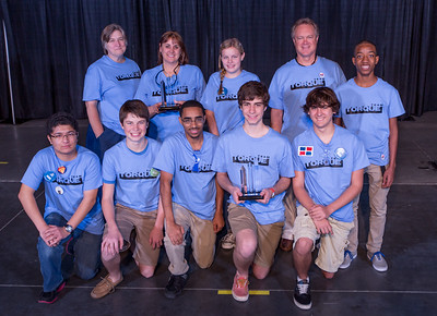FIRST Robotics Orlando Regional Awards