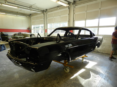 1966 Ford Mustang Fastback Project... ....