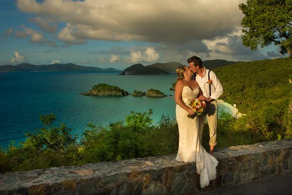 Zilka USVI Wedding
