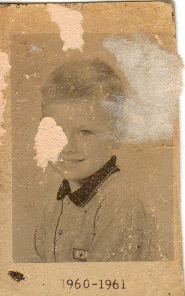 Unknown Boy