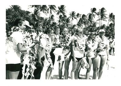 9th Annual Na Wahine O Ke Kai 9-27-1987